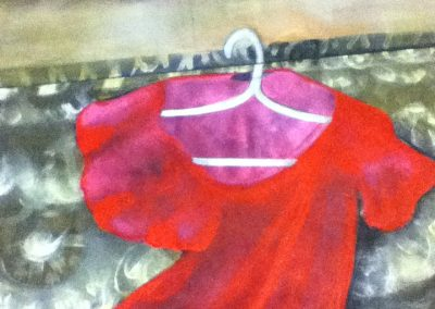 The Dress I'll Never Wear - 2014